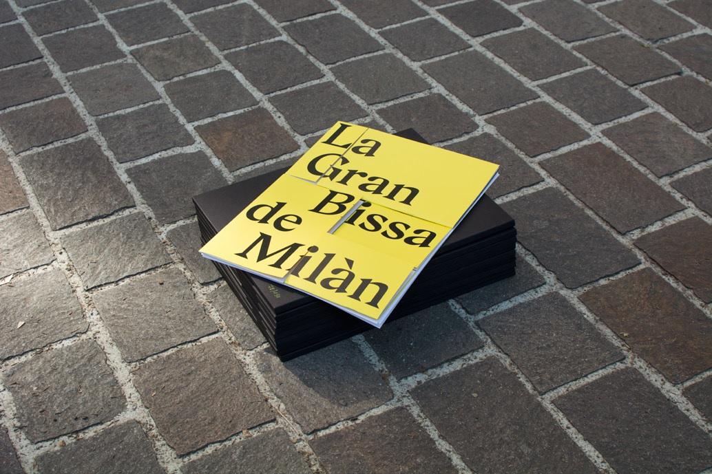 Exhibition La Gran Bissa de Milàn